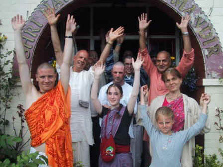 Hare Krishna Centre Leicester - Leicester Devotees