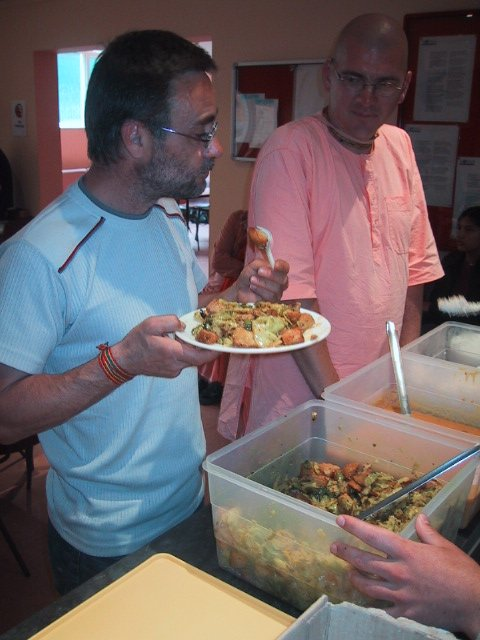 Hare Krishna Centre Leicester - Food for Life
